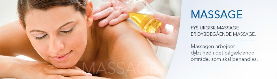 Massage Gentofte